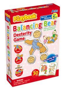 Balancing Bear